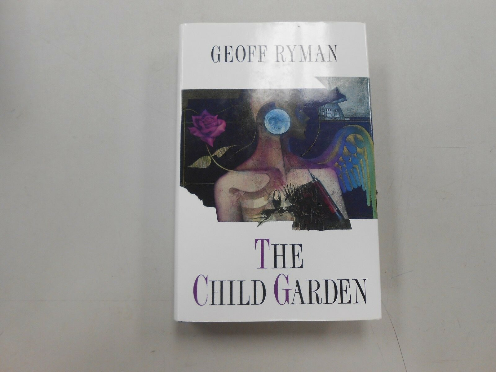The Child Garden, A Great Novel by Geoff Ryman