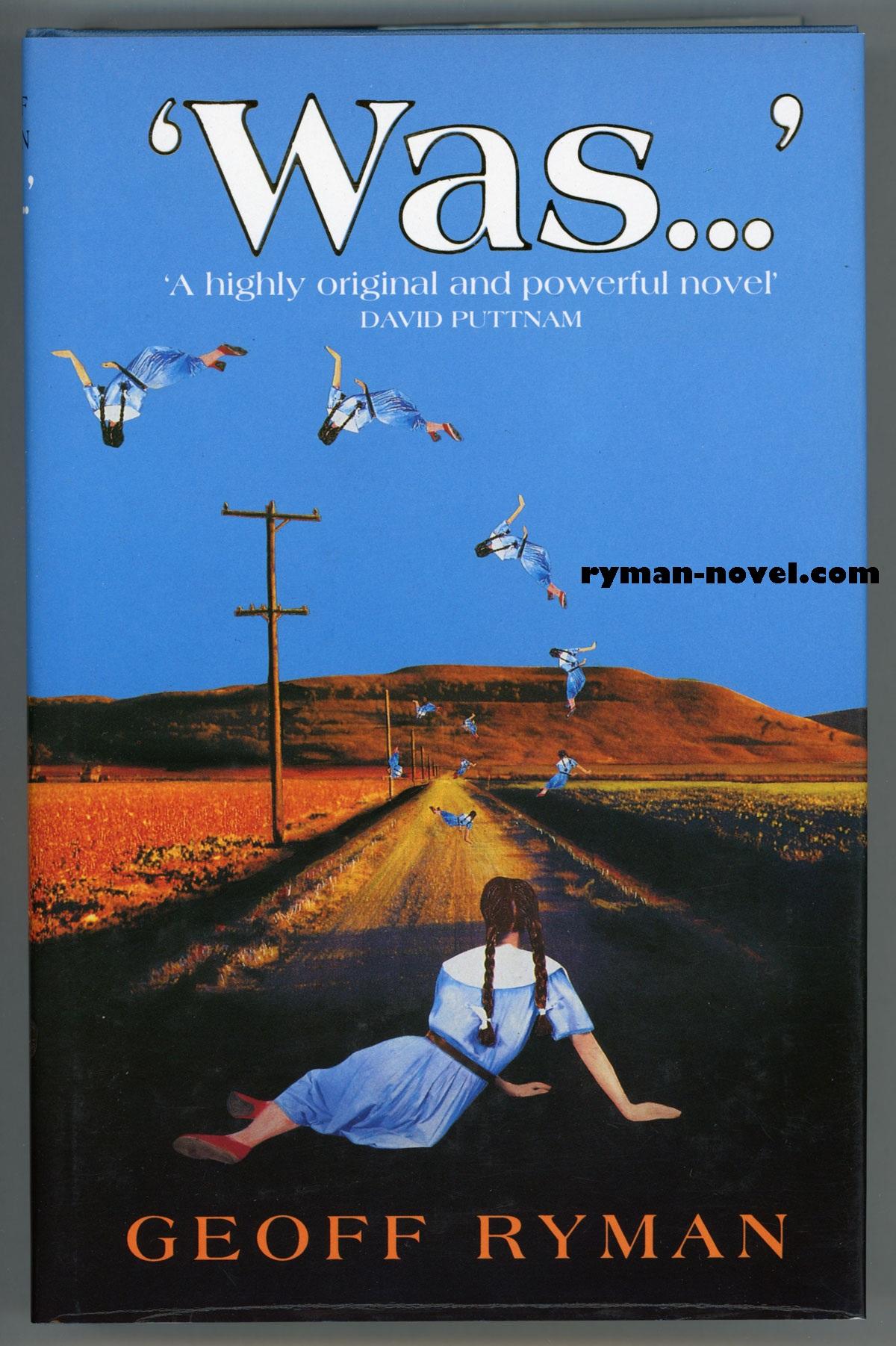 Novel Was Karya Geoff Ryman, Dapat Nominasi Novel 1992