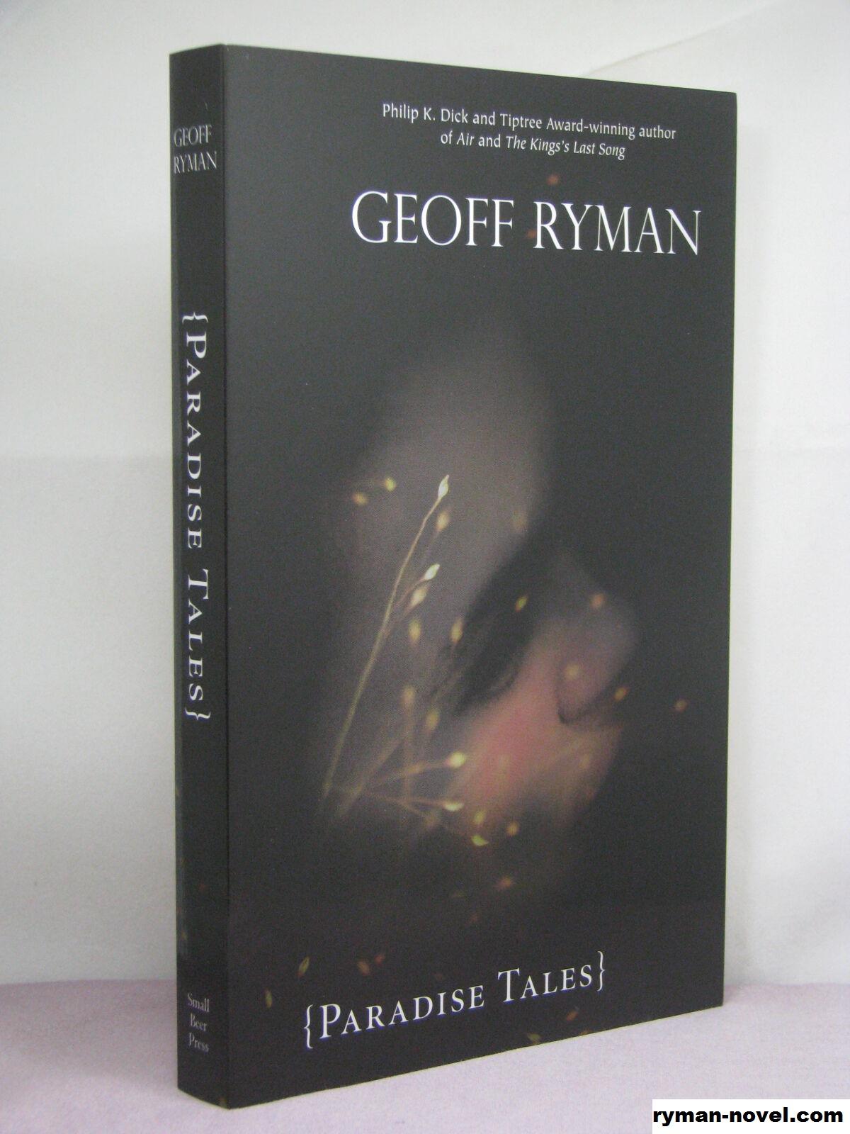 Novel Paradise Tales Karya Geoff Ryman,