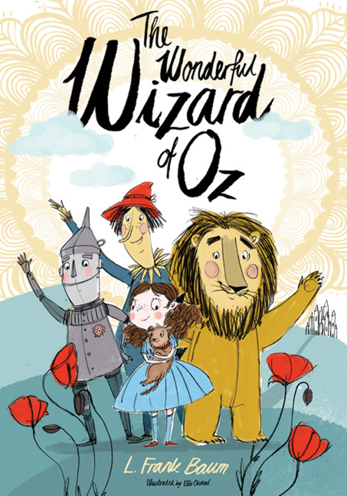 The Wonderful Wizard of Oz, Best Fantasy American Children's Novel in The World