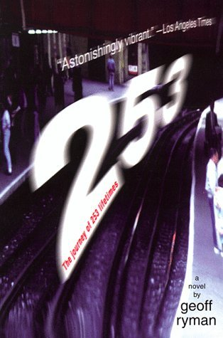 253, A Novel About 253 People on a London Underground Train Travelling